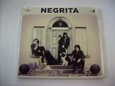 NEGRITA - 9 - CD NEW SEALED 2015