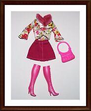 Beautiful  Barbie Clothes Set - Mattel - Fashionista, Fashion Avenue, Lot 2148