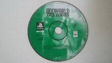 ODDWORLD ABE'S EXODDUS - SONY PLAYSTATION PS1 - DISC 1 GERMAN DEUTSCH VERSION