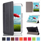 OEM Slim Magnetic Flip Folio PU Leather Stand Book Cover Case For Various Tablet