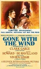 Gone With The Wind Ver A  Movie Poster 14X20