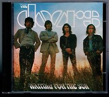 THE DOORS WAITING FOR THE SUN CD F.C.