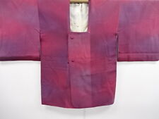 VINTAGE JAPANESE KIMONO, MICHIYUKI COAT, CLOTH, CRAFT MATERIAL, CLOTHING, JAPAN