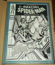 GIL KANE'S AMAZING SPIDERMAN ARTIST'S EDITION VOL 1 SIGNED AND NUMBERED