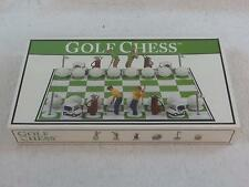 GOLF CHESS New in Still Sealed Box Big League Promotioins 2001