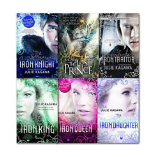 Fan of Twilight Julie Kagawa The Iron Fey Series Collection 6 Books Gift Set