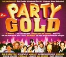 Party Gold In-Grid, gigi D#Agostino, Ann Lee, Whigfield, Floorfilla, So.. [2 CD]