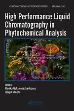 High Performance Liquid Chromatography in Phytochemical Analysis (2010,...