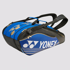YONEX 9 Tennis/12+ Badminton Pro Thermal Racquet Bag 9629EX, Blue, 2016 NEW
