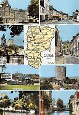 BR26957 Guise map cartes geographiques France