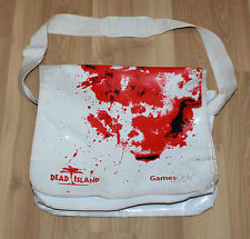 Dead Island Red Edition Exclusive Bloodbath Messenger Bag very Rare