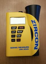 Zircon DM S50L Tapeless Ultrasonic Measuring System with Laser Targeting