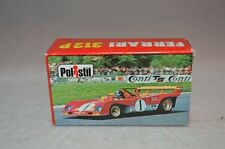 Polistil Art. RJ. 33 Ferrari 312P empty original box