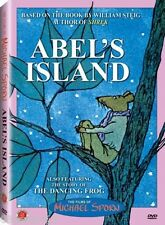 "Abel's Island (1-Hour FS Animated DVD) Also: The Story of ""The Dancing Frog"""