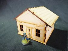 TTCombat - Old Town Scenics - House with accessories C - Great for Malifaux