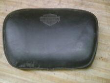 Harley Davidson passenger sissybar pad back rest