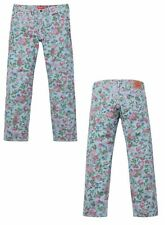 Supreme / Levi's Roses 505 Jeans Light Blue 32 | SS16 Spring/Summer NWT SOLD OUT