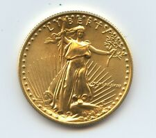 1988 $25 Gold Eagle (#6206) Scarce Date. Some Scuff Marks. Carefully Check out t