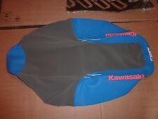 Kawasaki KX125 KX250 1992  NOS CEET Orbit Gripper Seat Cover