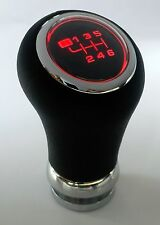 MAZDA 3 5 6 626 ILLUMINATED 6 SPEED GEAR SHIFT KNOB