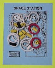 1987 Williams Space Station pinball rubber ring kit