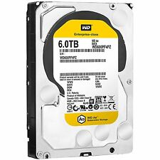 Western Digital WD 6TB AE Datacenter Archive SATA III 64MB Enterprise WD6001F4PZ