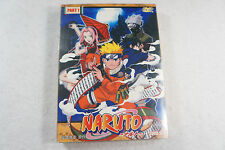 NARUTO DVD PART 1 COMPLETE 3 DISC SET