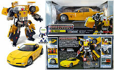 Takara G1 Transformers BT 06 Bintaltech Tracks Yellow Version MISB Sold as seen
