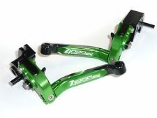 KAWASAKI Z1000SX 2017 FOLDING EXTENDING BRAKE & CLUTCH LEVERS ROAD TRACK TS140