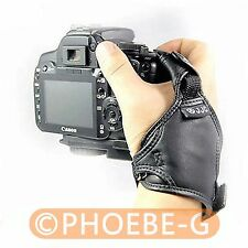 JJC Leather Hand Strap Grip for CANON SONY PENTAX NIKON