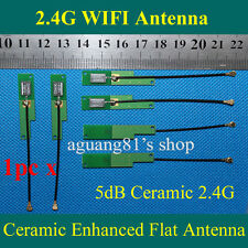 2.4G 5dB WIFI Ceramic Antenna Ipex für Laptop Tablet Bluetooth Wireless Module