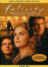 Felicity: Season One [3 Discs] (2012, DVD NEW)
