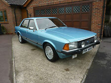 FORD GRANADA 2.8i GHIA Mk2  (1980)  ONE OWNER since 12 months old. 28,000 MILES.