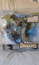 McFARLANE'S DRAGONS SERIES 5 WATER DRAGON CLAN 5 SPAWN.COM WITH FIGURE