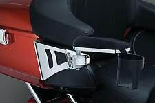 Kuryakyn 8953 Passenger Armrest for 14 - 17 HD Touring Models and Tri Glide