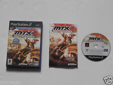 MTX MOTOTRAX for PLAYSTATION 2 'VERY RARE & HARD TO FIND'