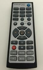 CREATIVE RM-1500 REC RETURN START DISPLAY EAX SELECT VOLUME REMOTE CONTROL USED