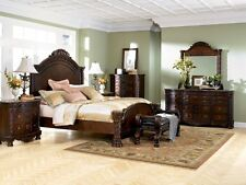 Signature Design by Ashley North Shore Bedroom Set with Queen Bed
