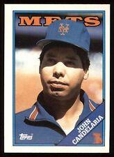 Lot Of 1075 1988 Topps Baseball John Candelaria Card # 546 NY Mets