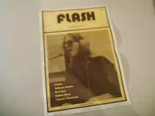 Sach Musik Flash - Zeitschrift f Rockmusik #16 (20 s. /GB) FLASH