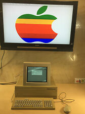 "MACINTOSH II ~RARE~ 12"" MONITOR~ COMPLETE ~TESTED~FREE SHIP"