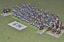 napoleonic french infantry 100 figures (676) painted 10mm