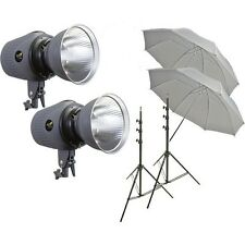 Impact Two Digital Monolight Kit without Case (120VAC) 800 Total Watt/Seconds