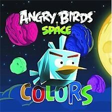 NEW - Angry Birds Space: Colors Board Book by N/A