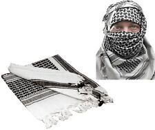 Cotton SAS Army SHEMAGH head scarf desert arab PLO B/W