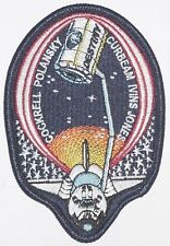 Aufnäher Patch Raumfahrt NASA STS-98 Space Shuttle Atlantis ..........A3049