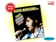 ELVIS DATELINE 1970; BRINGING HIM BACK AGAIN   JOE TUNZI BOOK  NEW 2016  RELEASE