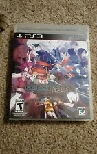 UNDER NIGHT IN-BIRTH EXE:LATE SONY PS3 COMPLETE! 2D FIGHTER AKSYS