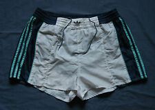 ADIDAS SHORTS Glanz Sprinter Nylon Shiny Boxer Hose Retro Vintage Sporthose Gay