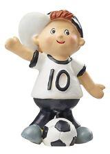 Fußballer - stehend - Dekofigur für Torte, Geschenk, uvm ... HobbyFun - CREApop®